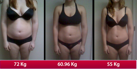 "before and after ""Pure Cambogia Slim"" and ""Pure Cleanse Slim"""